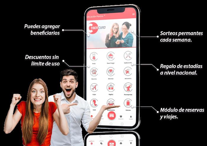 CyberCard App